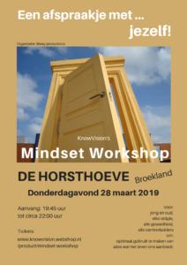 MWay productions | Portfolio | Mindset Workshop