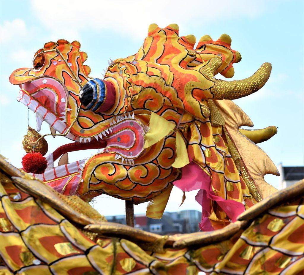 MWay productions | Blog | Chinees Nieuwjaar
